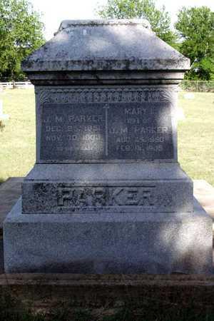 PARKER, MARY L. - Collin County, Texas | MARY L. PARKER - Texas Gravestone Photos