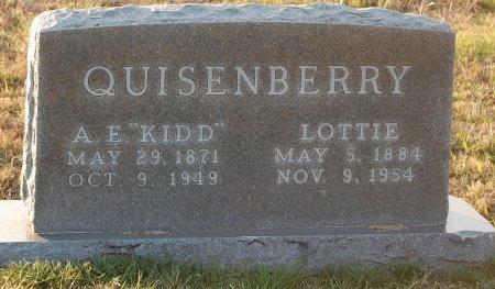 QUISENBERRY, LOTTIE - Collin County, Texas | LOTTIE QUISENBERRY - Texas Gravestone Photos
