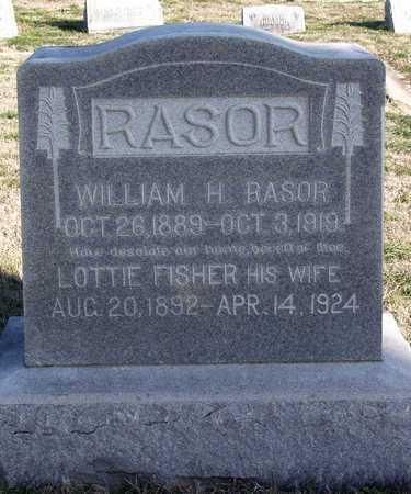 RASOR, LOTTIE - Collin County, Texas | LOTTIE RASOR - Texas Gravestone Photos
