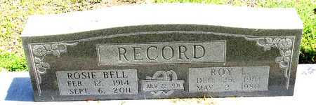 RECORD, ROY L. - Collin County, Texas | ROY L. RECORD - Texas Gravestone Photos