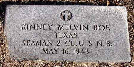ROE (VETERAN), KINNEY MELVIN - Collin County, Texas   KINNEY MELVIN ROE (VETERAN) - Texas Gravestone Photos