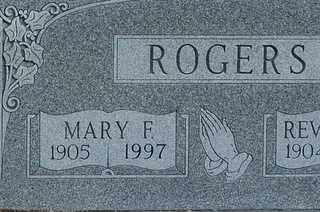ROGERS, MARY FAYE - Collin County, Texas | MARY FAYE ROGERS - Texas Gravestone Photos