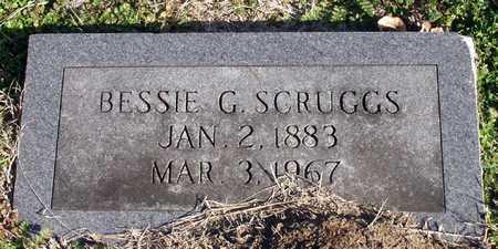 SCRUGGS, BESSIE G. - Collin County, Texas   BESSIE G. SCRUGGS - Texas Gravestone Photos