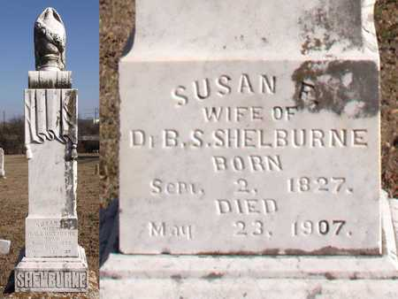 SHELBURNE, SUSAN F. - Collin County, Texas | SUSAN F. SHELBURNE - Texas Gravestone Photos