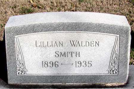WALDEN SMITH, LILLIAN - Collin County, Texas | LILLIAN WALDEN SMITH - Texas Gravestone Photos