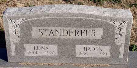 STANDERFER, HADEN - Collin County, Texas | HADEN STANDERFER - Texas Gravestone Photos