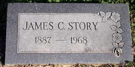 STORY, JAMES C. - Collin County, Texas | JAMES C. STORY - Texas Gravestone Photos