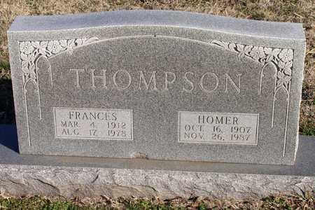 THOMPSON, HOMER - Collin County, Texas   HOMER THOMPSON - Texas Gravestone Photos