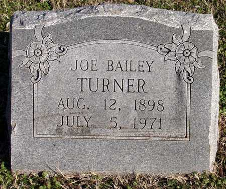 TURNER, JOE BAILEY - Collin County, Texas | JOE BAILEY TURNER - Texas Gravestone Photos