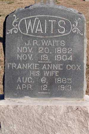 WAITS, FRANKIE ANNE - Collin County, Texas | FRANKIE ANNE WAITS - Texas Gravestone Photos