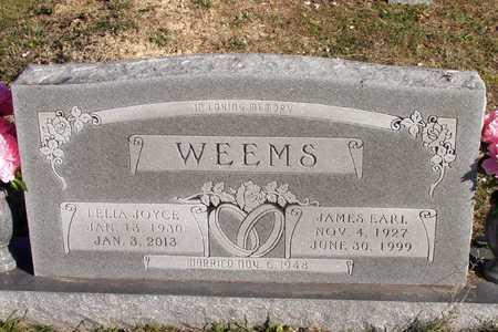 WEEMS, LELIA JOYCE - Collin County, Texas   LELIA JOYCE WEEMS - Texas Gravestone Photos