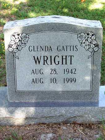 WRIGHT, GLENDA - Collin County, Texas | GLENDA WRIGHT - Texas Gravestone Photos