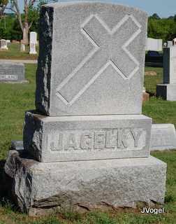 JAGELKY, ANNA - Cooke County, Texas | ANNA JAGELKY - Texas Gravestone Photos
