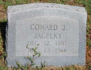 JAGELKY, CONRAD JOSEPH - Cooke County, Texas | CONRAD JOSEPH JAGELKY - Texas Gravestone Photos