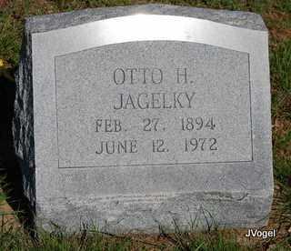 JAGELKY, OTTO H. - Cooke County, Texas | OTTO H. JAGELKY - Texas Gravestone Photos