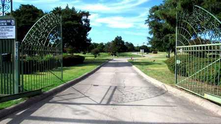*ENTRANCE, CROWN HILL MEMORIAL PARK CEMETERY - Dallas County, Texas | CROWN HILL MEMORIAL PARK CEMETERY *ENTRANCE - Texas Gravestone Photos