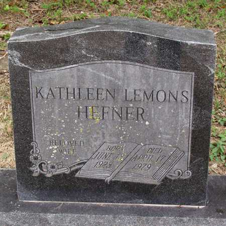 HEFNER, KATHLEEN - Dallas County, Texas   KATHLEEN HEFNER - Texas Gravestone Photos