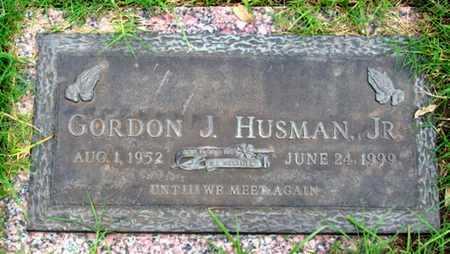 HUSMAN, JR, GORDON J - Dallas County, Texas | GORDON J HUSMAN, JR - Texas Gravestone Photos