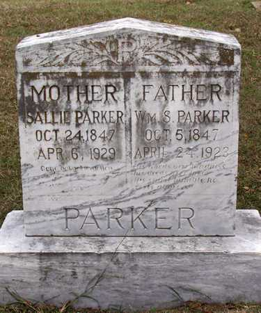 PARKER, WILLIAM S. - Dallas County, Texas | WILLIAM S. PARKER - Texas Gravestone Photos