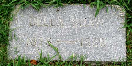 SHAW, DELLA - Dallas County, Texas | DELLA SHAW - Texas Gravestone Photos