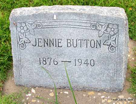 BUTTON, JENNIE - Denton County, Texas | JENNIE BUTTON - Texas Gravestone Photos