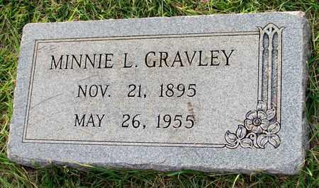 GRAVELY, MINNIE L. - Denton County, Texas | MINNIE L. GRAVELY - Texas Gravestone Photos