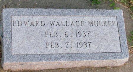 MULKEY, EDWARD WALLACE - Denton County, Texas   EDWARD WALLACE MULKEY - Texas Gravestone Photos