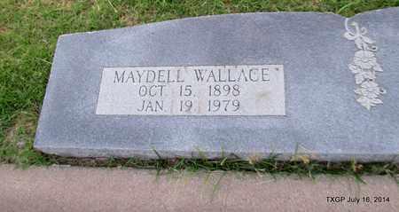 POTTER, MAYDELL (CLOSE UP) - Denton County, Texas | MAYDELL (CLOSE UP) POTTER - Texas Gravestone Photos