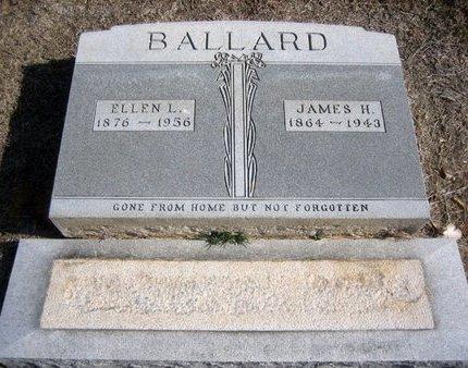 BALLARD, JAMES H - Eastland County, Texas   JAMES H BALLARD - Texas Gravestone Photos