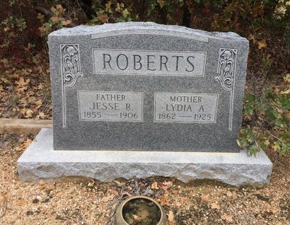 ROBERTS, JESSE R. - Eastland County, Texas | JESSE R. ROBERTS - Texas Gravestone Photos