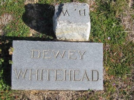 WHITEHEAD, DEWEY - Eastland County, Texas   DEWEY WHITEHEAD - Texas Gravestone Photos