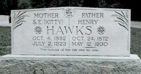 BOYD HAWKS, S.E. (KITTY) - Ellis County, Texas | S.E. (KITTY) BOYD HAWKS - Texas Gravestone Photos