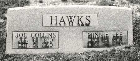 HAWKS, MINNIE LEE - Ellis County, Texas | MINNIE LEE HAWKS - Texas Gravestone Photos