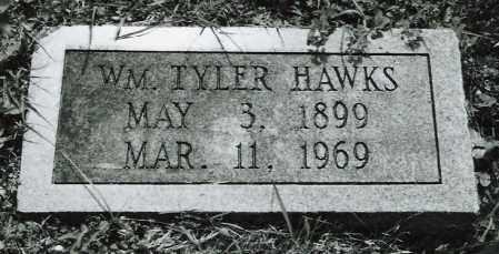 HAWKS, WM. TYLER - Ellis County, Texas | WM. TYLER HAWKS - Texas Gravestone Photos