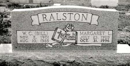 HAWKS RALSTON, MARGARET L. - Ellis County, Texas | MARGARET L. HAWKS RALSTON - Texas Gravestone Photos