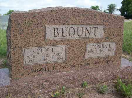 WEBB BLOUNT, DOSHIA LEE - Erath County, Texas | DOSHIA LEE WEBB BLOUNT - Texas Gravestone Photos