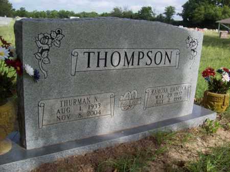 THOMPSON, THURMAN NEAL - Erath County, Texas | THURMAN NEAL THOMPSON - Texas Gravestone Photos