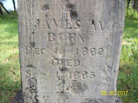 UNKNOWN, JAMES W. - Erath County, Texas | JAMES W. UNKNOWN - Texas Gravestone Photos