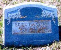 HARWELL, EDDIE - Falls County, Texas   EDDIE HARWELL - Texas Gravestone Photos