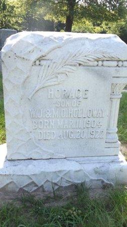 HOLLOWAY, HORACE - Franklin County, Texas   HORACE HOLLOWAY - Texas Gravestone Photos