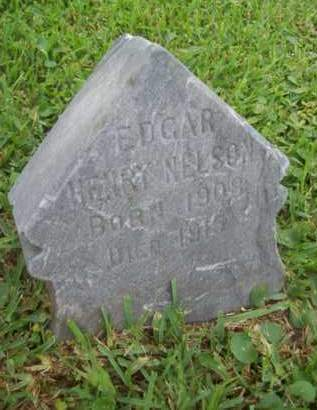 NELSON, EDGAR HENRY - Galveston County, Texas | EDGAR HENRY NELSON - Texas Gravestone Photos