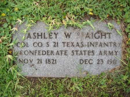 SPAIGHT, ASHLEY WOOD - Galveston County, Texas | ASHLEY WOOD SPAIGHT - Texas Gravestone Photos