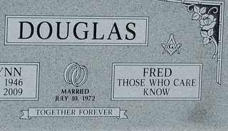 DOUGLAS, FRED - Grayson County, Texas | FRED DOUGLAS - Texas Gravestone Photos