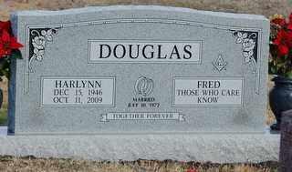 DOUGLAS, HARLYNN - Grayson County, Texas   HARLYNN DOUGLAS - Texas Gravestone Photos
