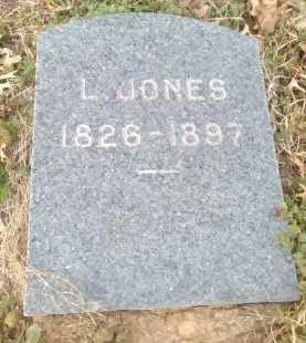 JONES, L. - Grayson County, Texas | L. JONES - Texas Gravestone Photos