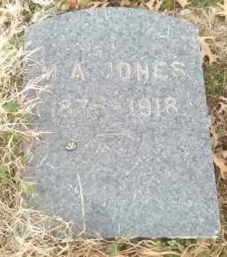 YOUNGER JONES, MARTHA ANN - Grayson County, Texas | MARTHA ANN YOUNGER JONES - Texas Gravestone Photos