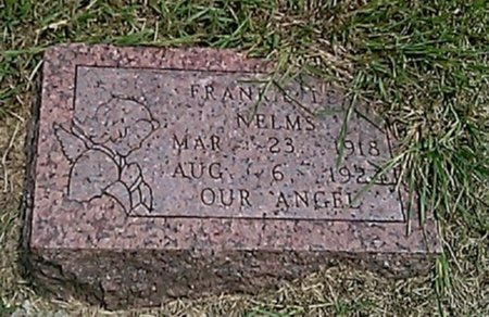 NELMS, FRANKIE LEA - Grayson County, Texas | FRANKIE LEA NELMS - Texas Gravestone Photos