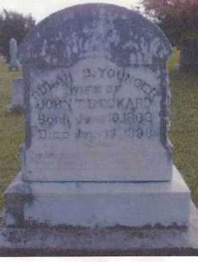 YOUNGER, BULAH B. - Grayson County, Texas | BULAH B. YOUNGER - Texas Gravestone Photos