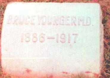 YOUNGER, M.D., BRUCE - Grayson County, Texas | BRUCE YOUNGER, M.D. - Texas Gravestone Photos