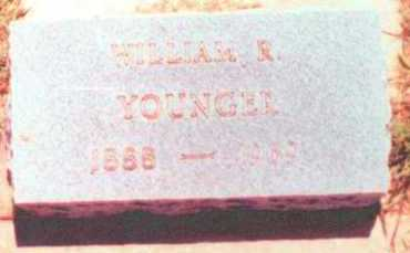 YOUNGER, M.D., WILLIAM RUFUS - Grayson County, Texas | WILLIAM RUFUS YOUNGER, M.D. - Texas Gravestone Photos